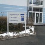 Vortrag Gymnasium Christian Ernestinum