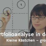 Portfolio & Portfolioanalyse - Grundlagen und Anwendung