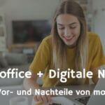 Homeoffice – Einfluss der Digitalisierung auf den Arbeitsplatz