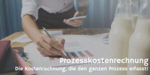 Prozesskostenrechnung © Kanizphoto