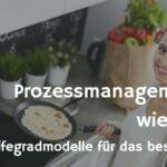 Reifegradmodell von Prozessen – Prozessmanagement ist wie Kochen Teil 5