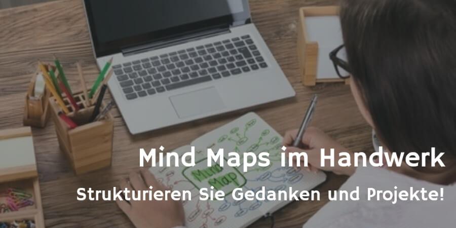 Mind Map Handwerk fotolia, © Andrey Popov