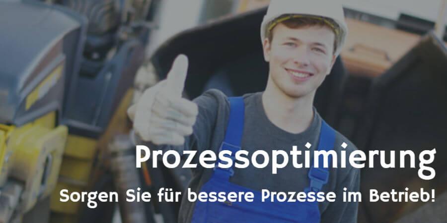 Prozessoptimierung © Wellnhofer Designs