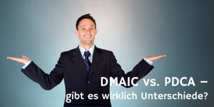 DMAIC vs. PDCA © Latino Life