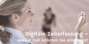 digitale Zeiterfassung © Polka Dot Images