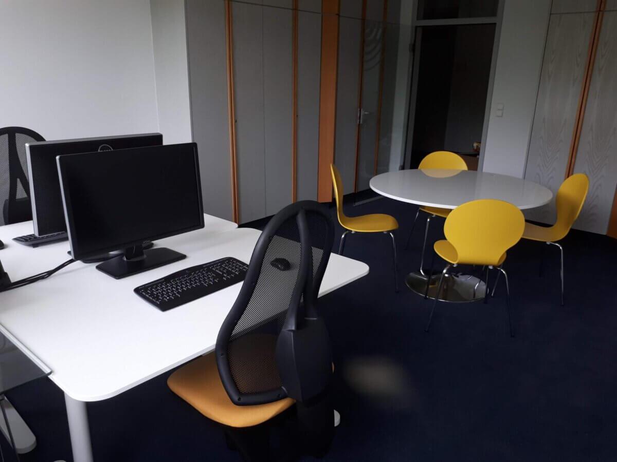 Neue Büroräume für weiteres Wachstum