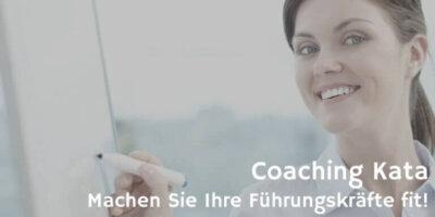 Coaching Kata © Pressmaster
