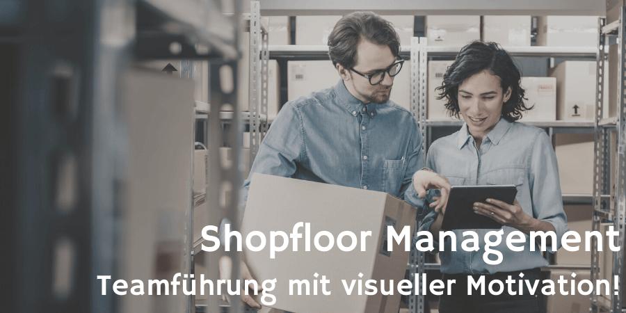 Shopfloor Management © gorodenkoff