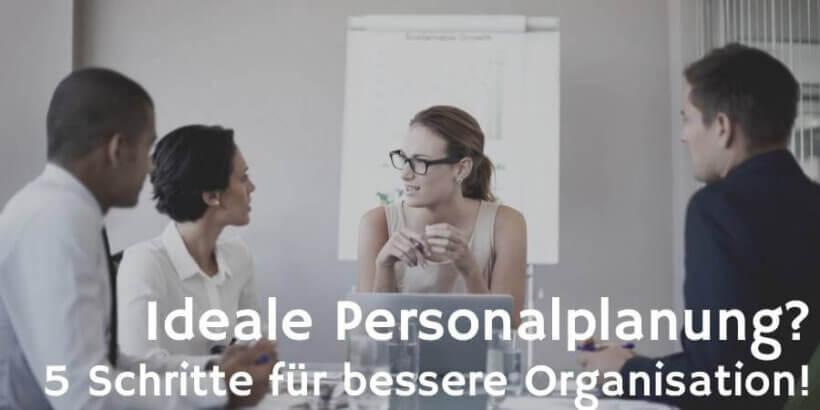 Personalplanung © Peopleimages
