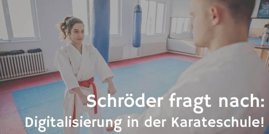 Schröder fragt nach Digitales Arbeiten Freddy Plewe © South_agency