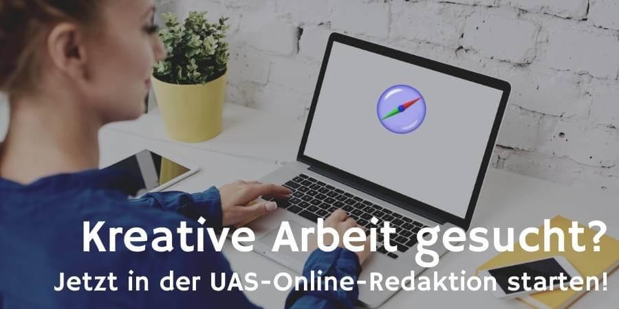 Stellenausschreibung Online-Redaktion © BartekSzewcyk