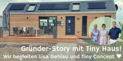 Lisa Gehlau Tiny Concept Gründer-Story © Johanna Pöhlmann