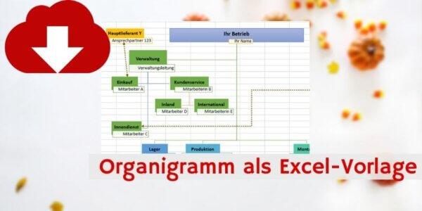 Organigramm Downloadvorschau