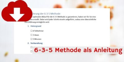 6-3-5 Methode Downloadvorschau