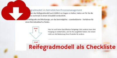 Reifegradmodell Downloadvorschau