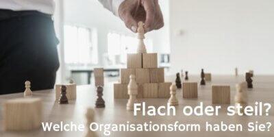 Flache Hierarchie Definition Vorteile Nachteile © Gajus